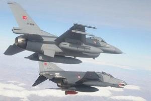 حمله هوایی ترکیه به کاروان حامل خبرنگاران خارجی و غیرنظامیان
