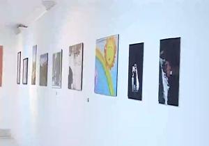 نمایشگاه سفال و نقاشی طلوع مریم