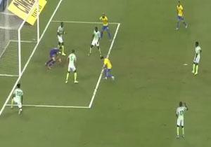 خلاصه بازی برزیل و نیجریه در ۲۱ مهر ۹۸ + فیلم