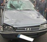 باشگاه خبرنگاران -یک کشته در تصادف خودرو با عابر پیاده