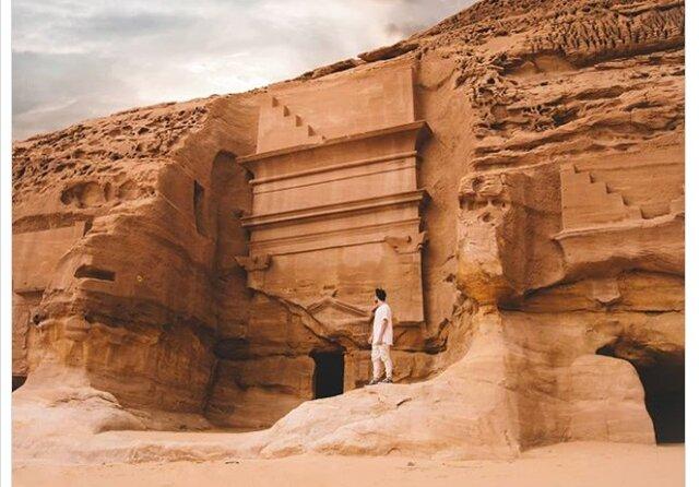 شگرد تازه عربستان برای رونق صنعت گردشگری/ سعودیها دست به دامان اینفلوئنسرهای چشمآبی شدند! + عکس