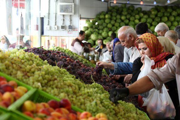 تهران ما ///// هیچ کدام از اقلام تره بار گران تر از مغازه های سطح شهر نیست