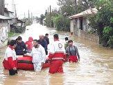 باشگاه خبرنگاران -خدمات رسانی امداد گران هلال احمر به ۲۰۰ سیل زده