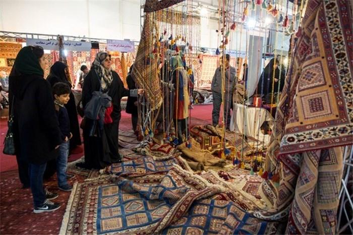 برگزاری نمایشگاه صنایع دستی در ۶ شهر ایلام