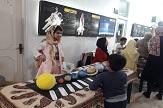 باشگاه خبرنگاران -نمایشگاهی با مدیریت کودکان