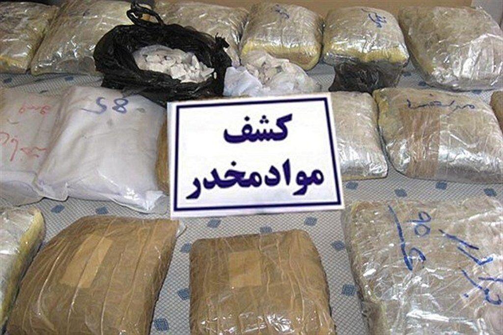 انهدام ۴۲ باند قاچاق مواد مخدر در استان همدان