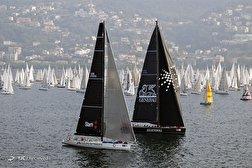 باشگاه خبرنگاران - مسابقه قایقهای بادبانی در ایتالیا
