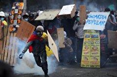باشگاه خبرنگاران -تصاویر روز: از نبرد سنگین در راس العین سوریه تا ادامه اعتراضات در اکوادور