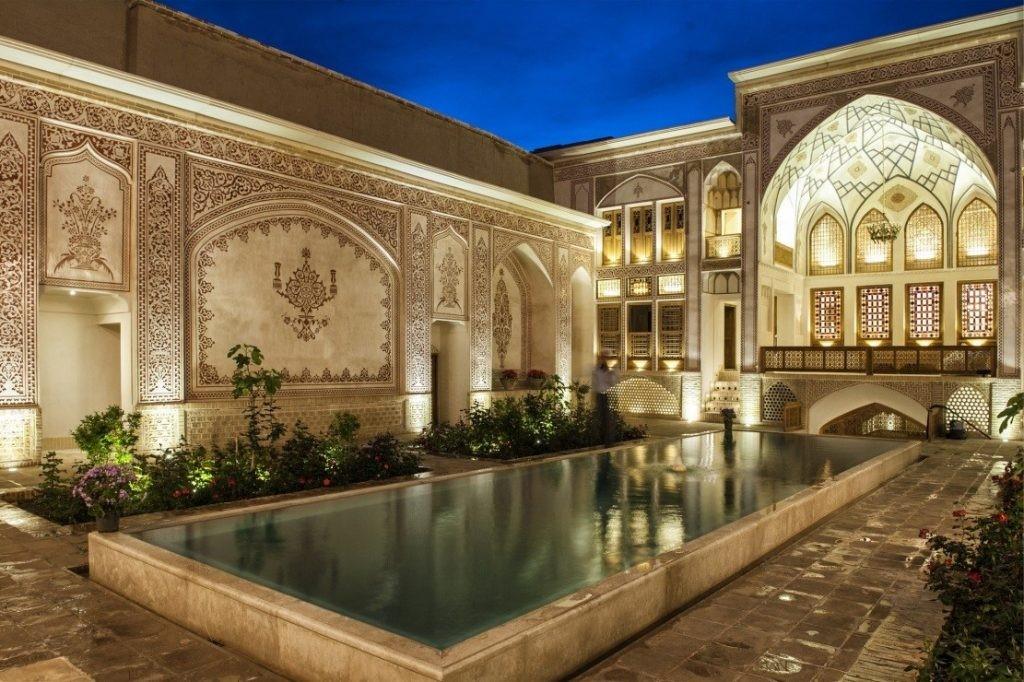 لوکسترین خانه قدیمی ایران کجاست؟ + تصاویر