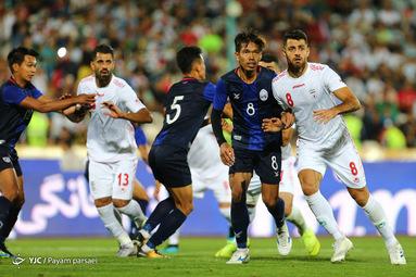 مازیار: اندازه تیم ملی بحرین در حد تیم ملی کشورمان نیست/ تغییر نسل در تیم ملی از زمان کی روش رخ داده است