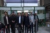 باشگاه خبرنگاران - سرمست از موکبهای پذیرایی زائران اربعین در قم بازدید کرد