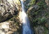 باشگاه خبرنگاران -آبشار «سرخه کمر» در دل جنگلهای رامیان + فیلم