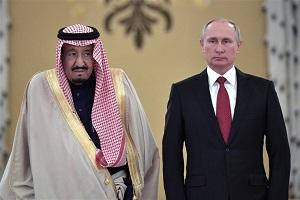 امضای توافقنامه میان عربستان و روسیه در زمینههای مختلف