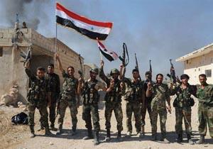 آغاز حرکت ارتش سوريه به سمت اطراف عينالعرب