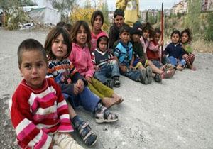 آواره شدن ۷۰ هزار کودک در پی عملیات نظامی ترکیه در سوریه