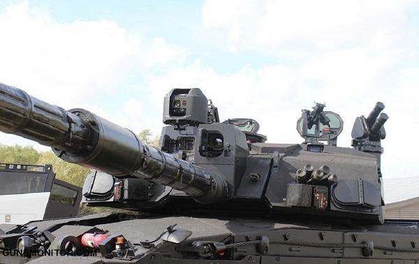 تعلیق فروش تسلیحات به ترکیه از سوی انگلیس