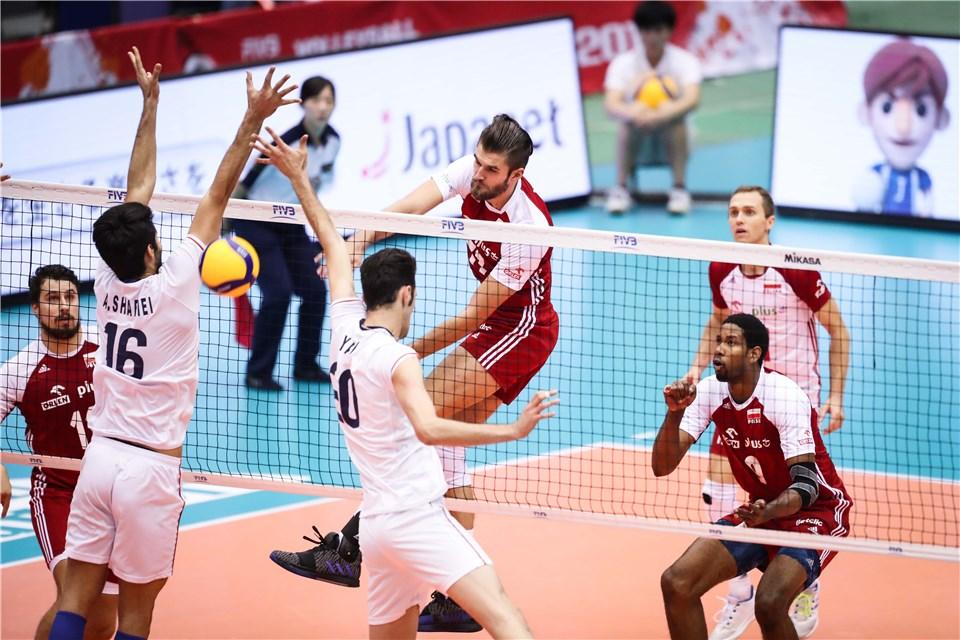 تیم ملی والیبال ایران ۰ - لهستان ۳ / بی انگیزه و کم رمق! /پایان جام با ۷ شکست و ۴ برد
