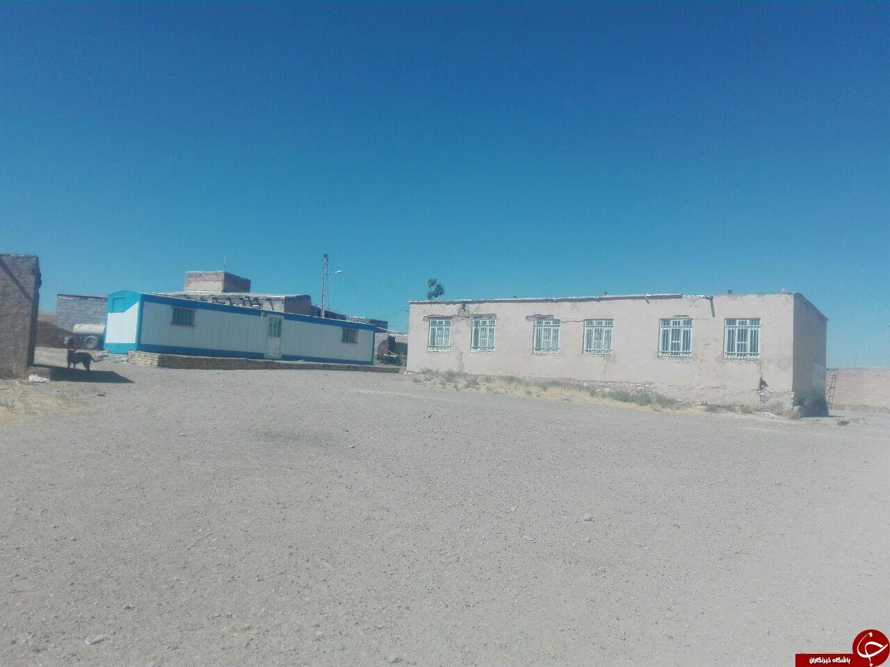 مشکلات دانشآموزان در روستای «آرزند» + تصاویر