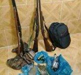 باشگاه خبرنگاران -دستگیری ۷ شکارچی متخلف در عرصههای طبیعی دیلمان و پیرکوه