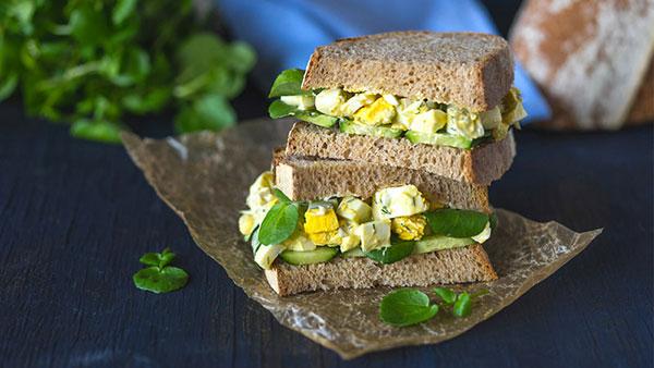 باشگاه خبرنگاران -طرز تهیه انواع ساندویچ سرد