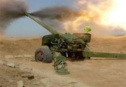 قابلیت نقطهزنی در توپخانه نزاجا/ گلولههای هوشمند چگونه عمل میکنند؟ + تصاویر