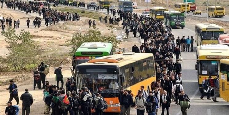 آغاز موج بازگشت زائران به استان همدان