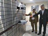 باشگاه خبرنگاران - صندوق امانات بانک ملی بیجار به بهرهبرداری رسید