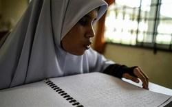 ۱۱۲ دانشآموز نابینا و کمبینا در کردستان تحصیل میکنند