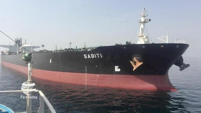 نفتکش سابیتی تحت پوشش شرکتهای بیمهای داخلی است/سابیتی ابتدای آبان وارد آبهای ایران میشود