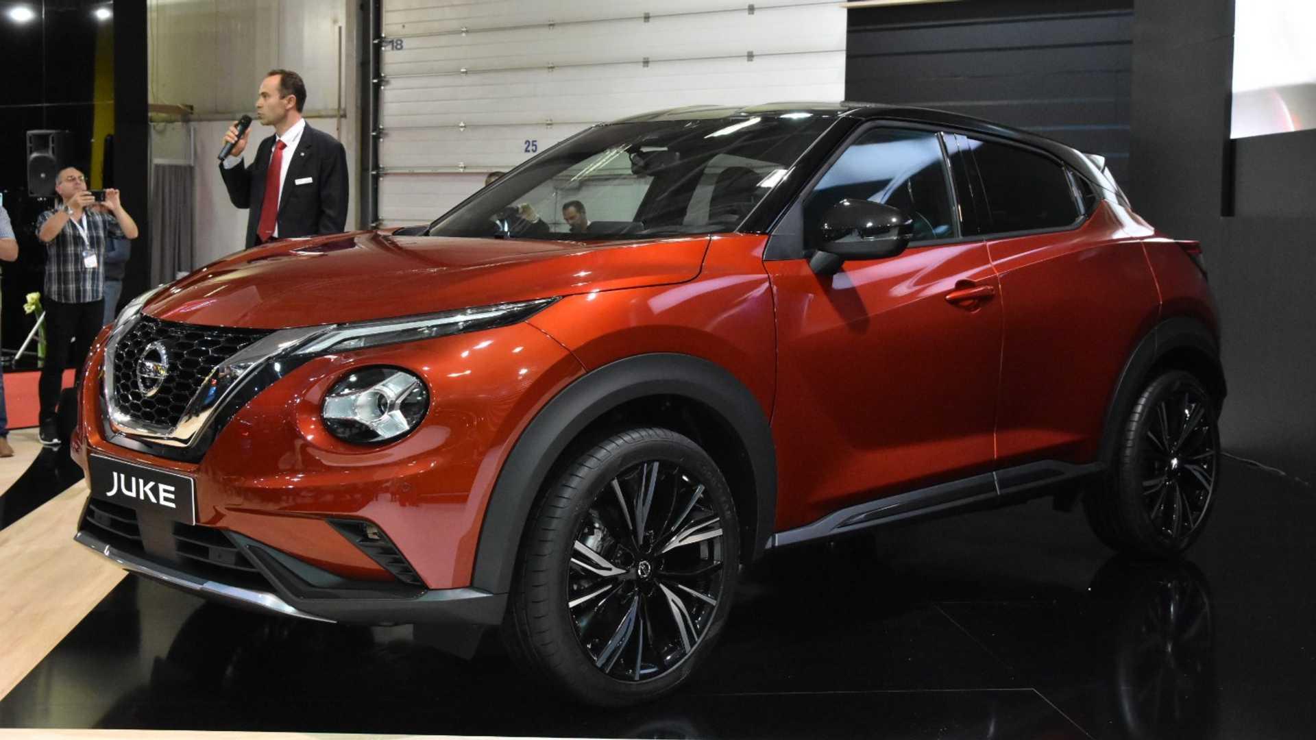 اولین نمایش خودروی Nissan Juke 2020 +تصاویر