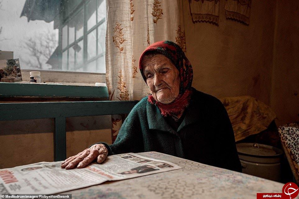 افرادی که هیچ وقت چرنوبیل را ترک نکردند + تصاویر///