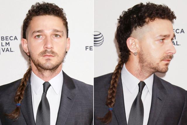 مدل موهای عجیب بازیگران هالیوود+تصاویر