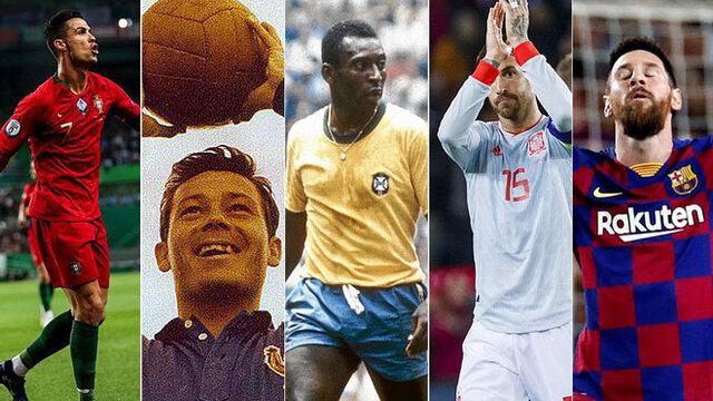 ۱۰ رکورد جهان فوتبال که ممکن است شکسته شوند