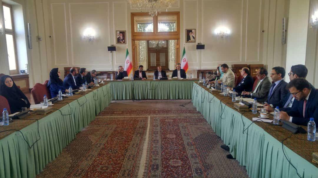 برگزاری نشست مشترک سفیر یمن در تهران با سفرای آمریکای لاتین به میزبانی و مشارکت وزارت امورخارجه