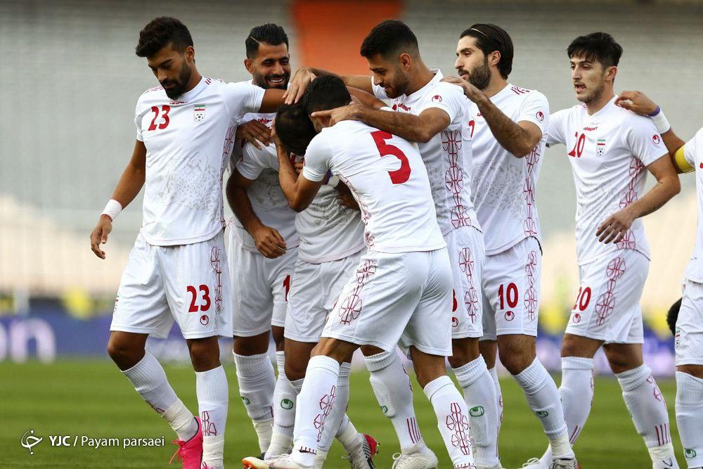 گزارش لحظه به لحظه/ تیم ملی فوتبال ایران صفر - بحرین صفر