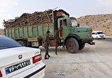 باشگاه خبرنگاران - کامیون حامل چوب در شهرستان جم توقیف شد