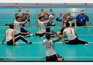 تیم ایلخچی نماینده آذربایجانشرقی در والیبال نشسته قهرمانی کشور