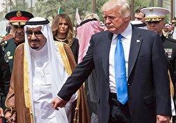 باشگاه خبرنگاران - تحقیر و تمسخر جدید پادشاه عربستان توسط ترامپ + فیلم