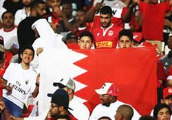 رفتار توهینآمیز هواداران بحرینی هنگام پخش سرود تیم ملی کشورمان + فیلم