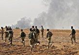 باشگاه خبرنگاران - فتوکلیپی از مرحله جدید درگیریهای شمال سوریه که به روز هفتم رسید