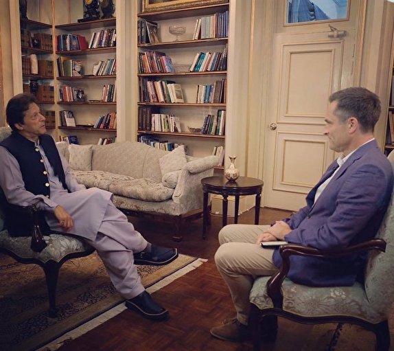 باشگاه خبرنگاران -عمران خان: ترامپ از من خواست میان ایران و آمریکا میانجی باشم