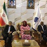 باشگاه خبرنگاران -سفر وزیر امور خارجه آفریقای جنوبی به تهران