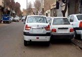 باشگاه خبرنگاران -تصاحب پیادهرو و خیابان در قزوین + فیلم