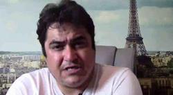 ادعای همسر زم در خصوص دستگیری شوهرش: روح الله زم به بغداد رفته بود!