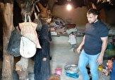 باشگاه خبرنگاران -دلجویی قهرمان المپیک از مردمان روستای محروم ممبین استان خوزستان+تصاویر