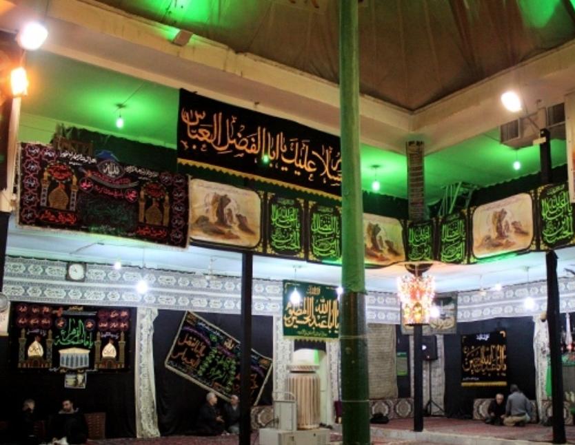 قدیمیترین تکیه تهران کجاست؟