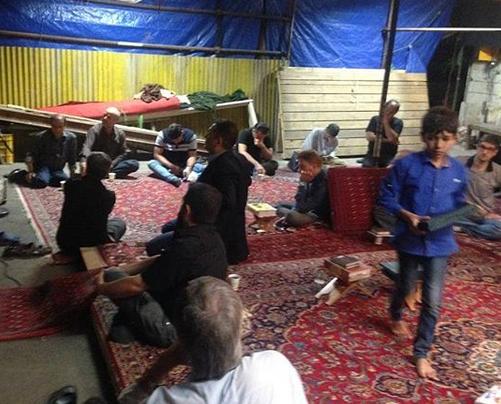 مسجدی در تهران، تخریب شد، اما بازسازی نه / وقتی خانه خدا دو سال بدون سقف مانده!