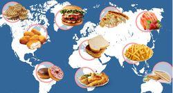 محبوبترین غذاها میان مردم دنیا/ از کبد زهردار ماهی و توپهای اسفنجی تا کله پاچه و کوفته تبریزی + تصاویر