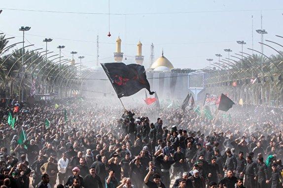 باشگاه خبرنگاران - مراسم پیاده روی اربعین زیر تیغ سانسور امپراطوری دروغ؛ از تفرقهافکنی تا سکوت در برابر اتحادی جهانی + تصاویر