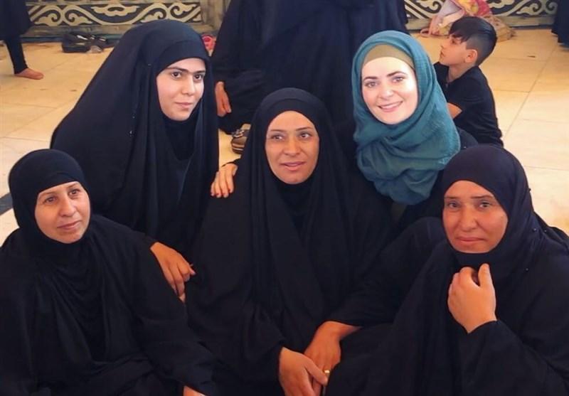 اشکهای عکاس انگلیسی در حرم امام حسین (ع) / اربعین برای من شروعی دوباره بود + فیلم و تصاویر